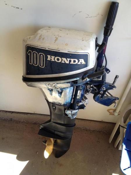 Honda 10 hp outboard motor galleria di automobili for 10 hp boat motors