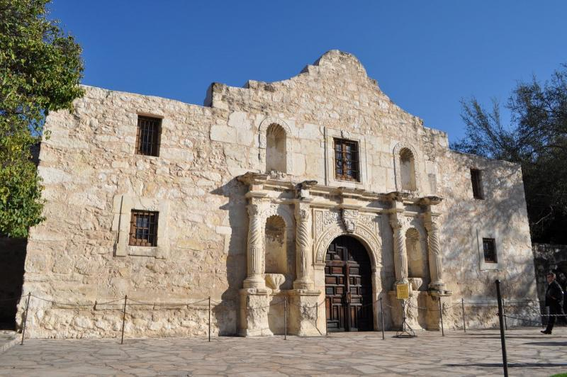Remember the alamo off topic texas fishing forum for Places to fish in san antonio