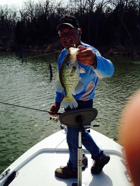 Crappie time on lake fork crappie fishing texas for Crappie fishing in texas