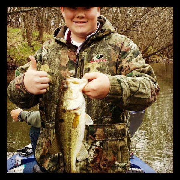 Joe Pool Lake Report 3 14 14 Bass Fishing Texas