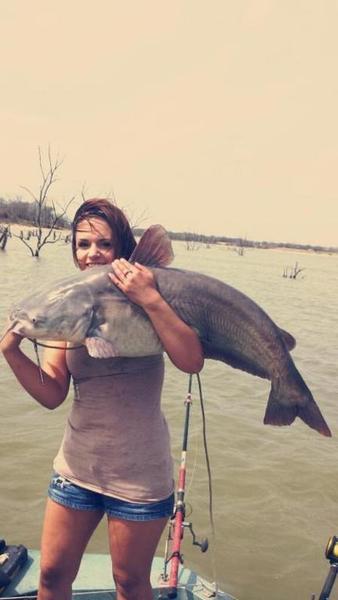 Benbrook lake blues catfishing texas fishing forum for Eagle lake texas fishing