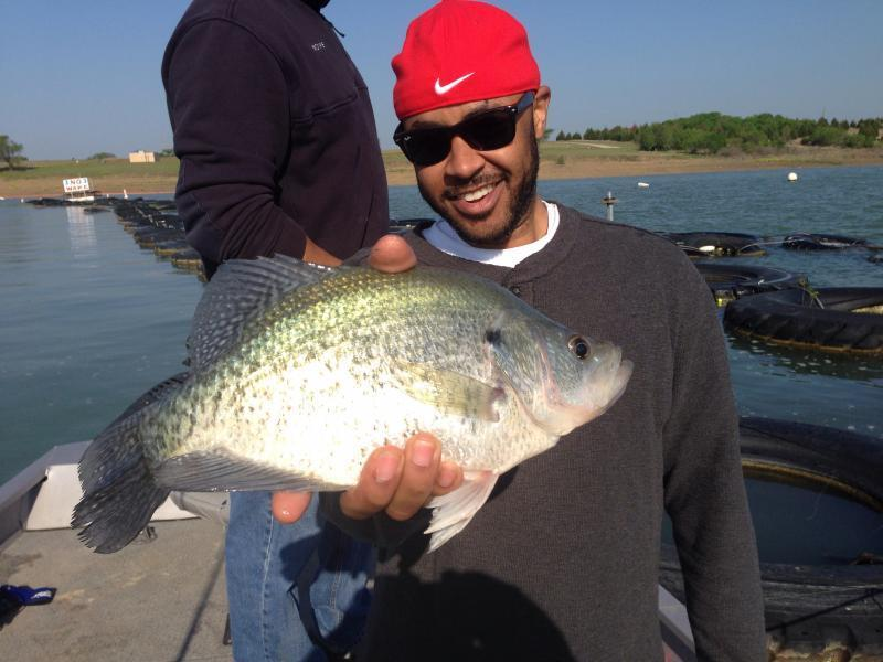 Lake lavon crappie fishing guide updated reports for Crappie fishing texas