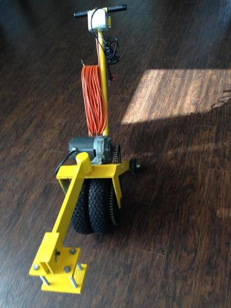 power tow dolly