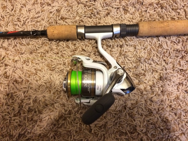 Shimano reels and falcon rods for sale trading post for Used fishing reels for sale