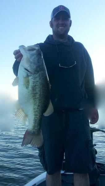Good day on benbrook bass fishing texas fishing forum for Benbrook lake fishing