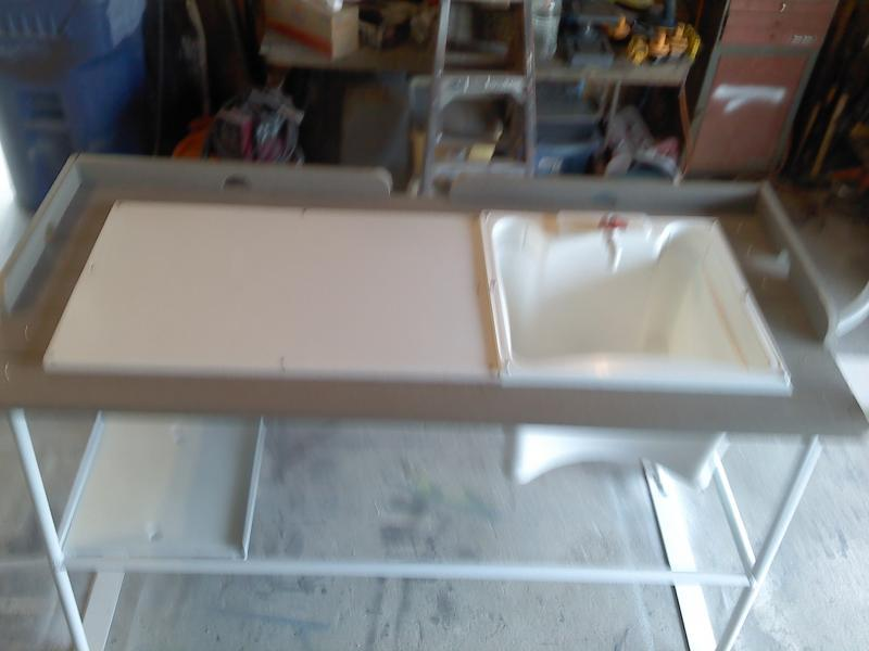 Fish cleaning table trading post swap classifieds for Fish cleaning tables