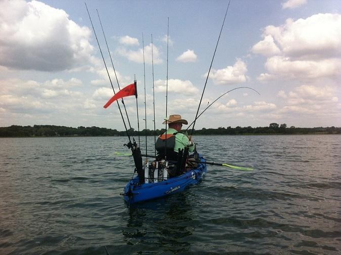 Kayak fishing is kayak fishing texas fishing forum for 13 fishing tx