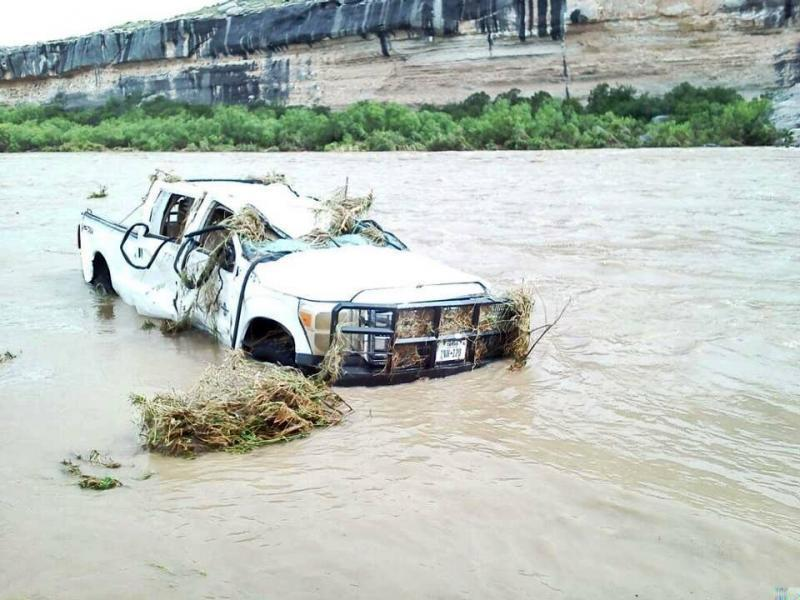 Pecos river claims 4 pickups off topic for Pecos river fishing