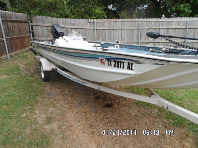 17 foot lowe boat for sale trading post swap for Texas fishing forum boats for sale