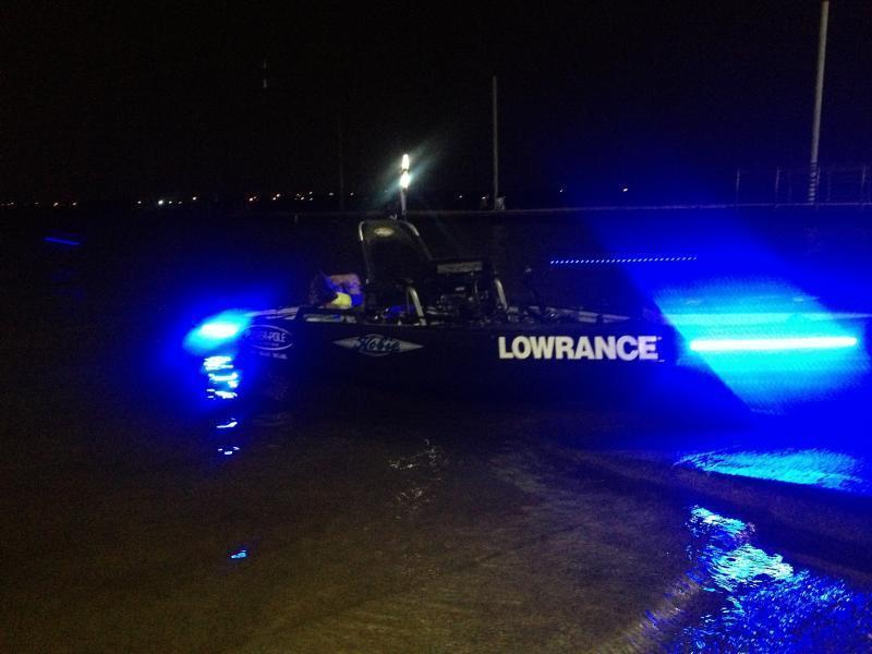 Kayak fishing lights for Kayak lights for night fishing