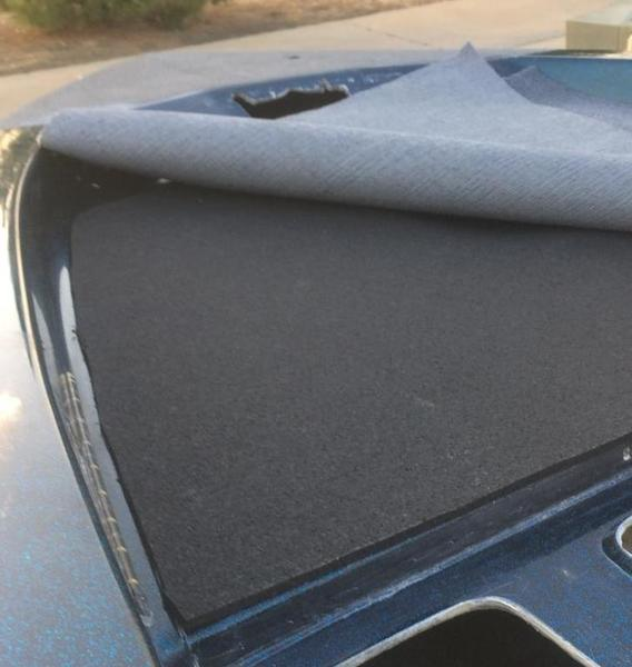 BoatDeckPad Bass Boat Carpet And Padding Fishing Texas