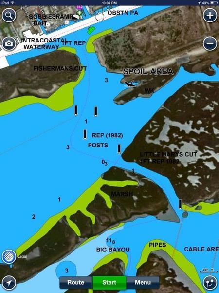 Boat lane in espirito bay inshore fishing texas for Texas non game fish