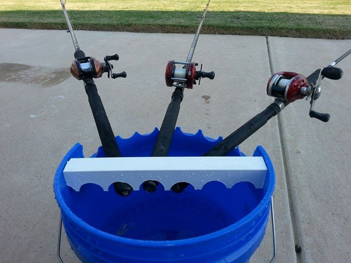 Economical wat to get ready for spider rigging slow for Spider rigs for crappie fishing