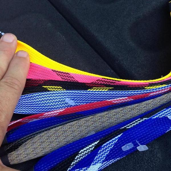 High School Custom Color Rod Covers Plugs