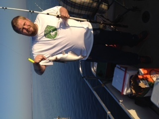Ray Hubbard Report From Dooleys Guide Service Catfishing