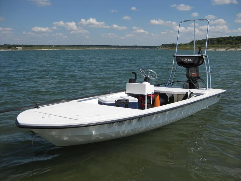 Dedicated fly fishing boat post your ride fly fishing for Fly fishing forum