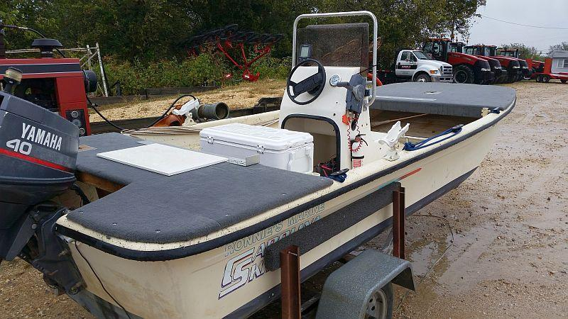Carolina skiff center console 6000 boats 4 sale texas for Texas fishing forum boats for sale