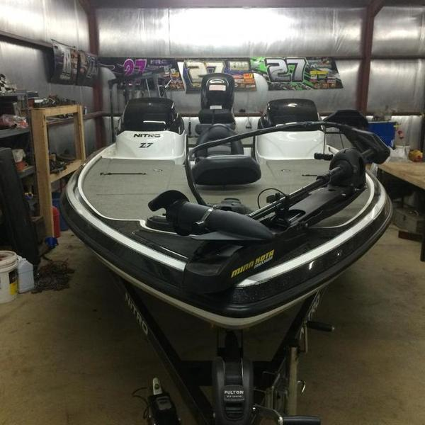 2012 nitro z 7 for sale boats 4 sale texas fishing forum for Texas fishing forum boats for sale
