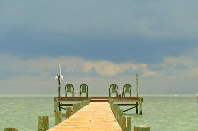 Post a pic of where you would like to be right now off for Gulf shores pier fishing forum