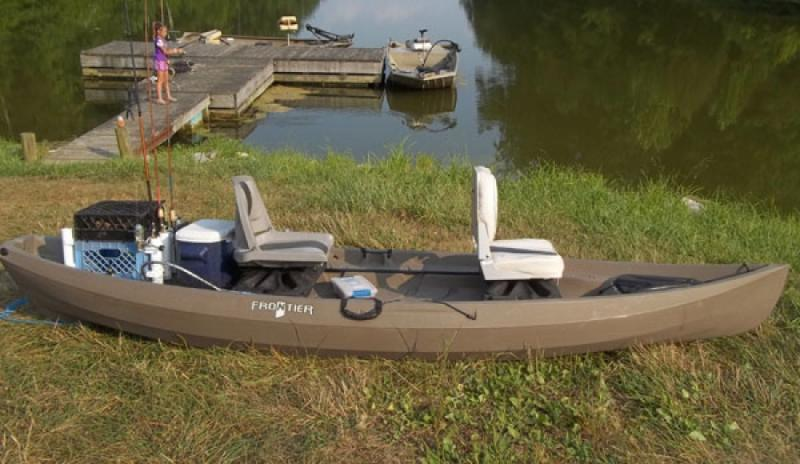 Creek boats related keywords creek boats long tail for Pond fishing boats