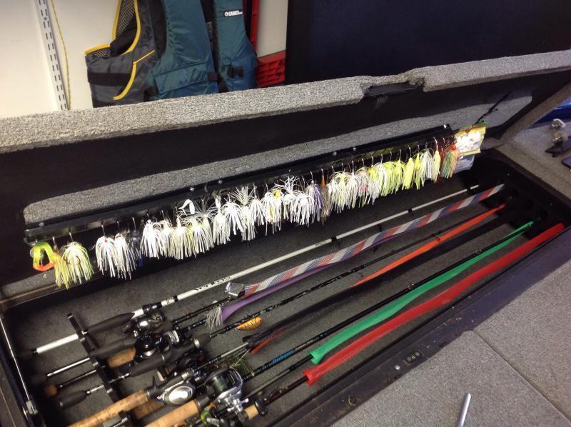 Spinnerbait Storage Bass Fishing Texas Fishing Forum