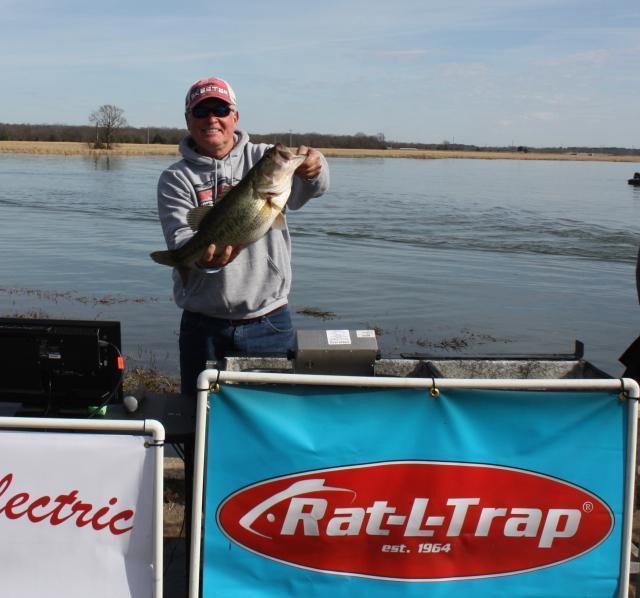 Grind out today on bob sandlin but profitable bass for Lake bob sandlin fishing report