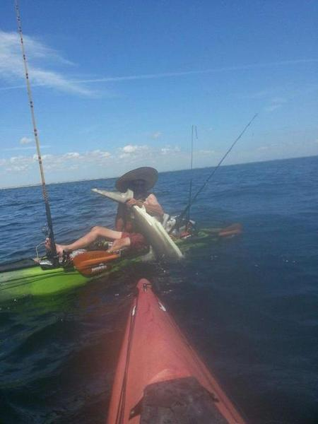 Corpus sat with pics and a short cell phone vid kayak for Corpus fishing forum