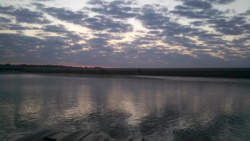 Palestine report crappie fishing texas fishing forum for Lake palestine fishing
