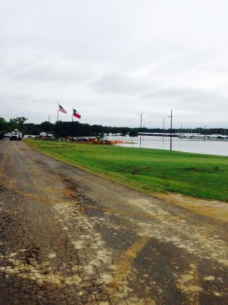 Lake lewisville grapevine ramps bass fishing texas for Lake lewisville fishing