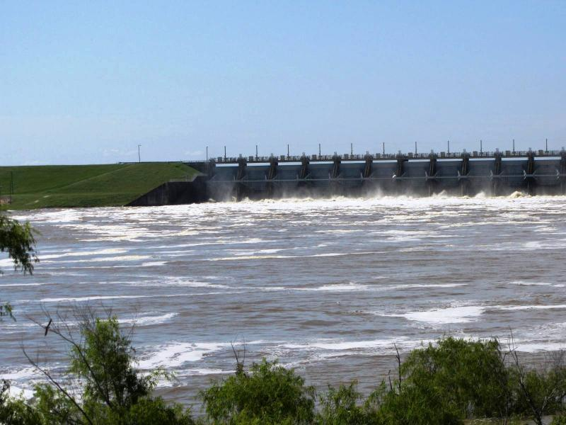 Lake livingston dam 5 29 15 photos videos texas for Lake livingston fishing report