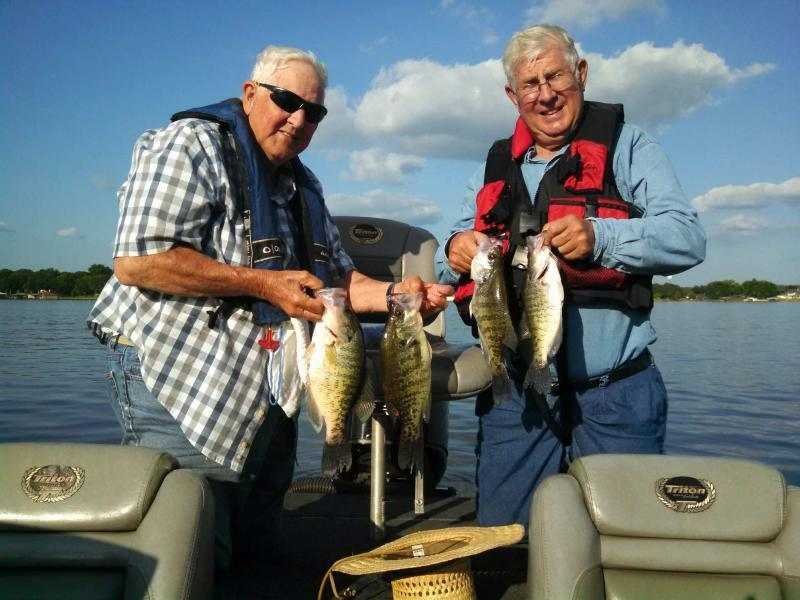 Early bird special crappie fishing texas fishing forum for Crappie fishing texas