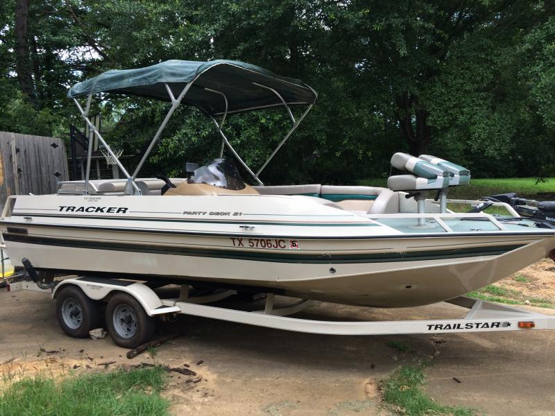 1999 tracker deck boat 21ft boats 4 sale texas fishing for Texas fishing forum boats for sale