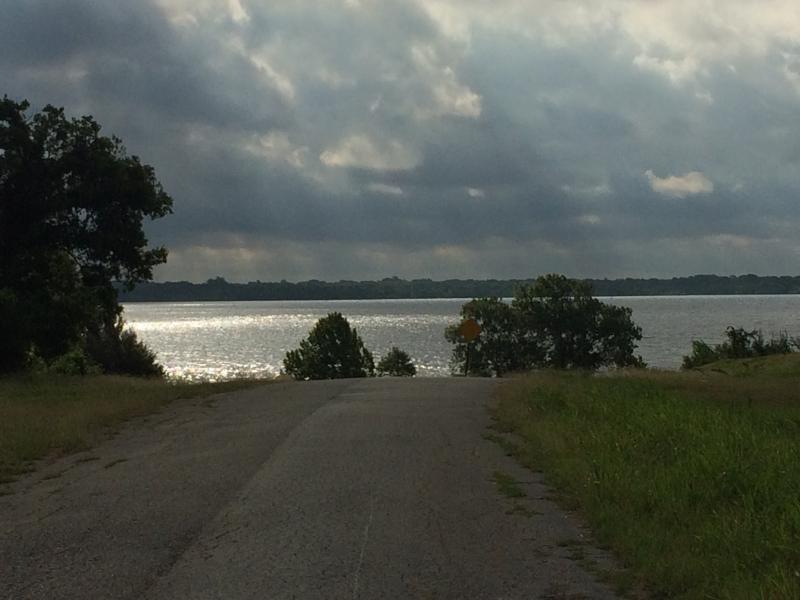 Community lakes bank fishing texas fishing forum for Lake lavon fishing