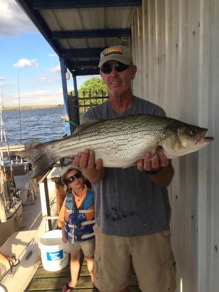 Benbrook lake freshwater reports texas fishing forum for Benbrook lake fishing
