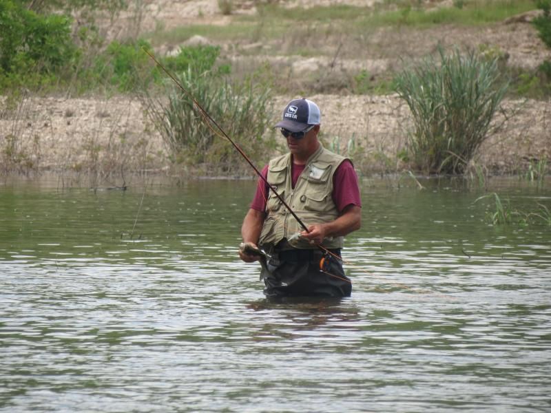 Brazos below lake whitney fly fishing texas fishing forum for Lake whitney fishing