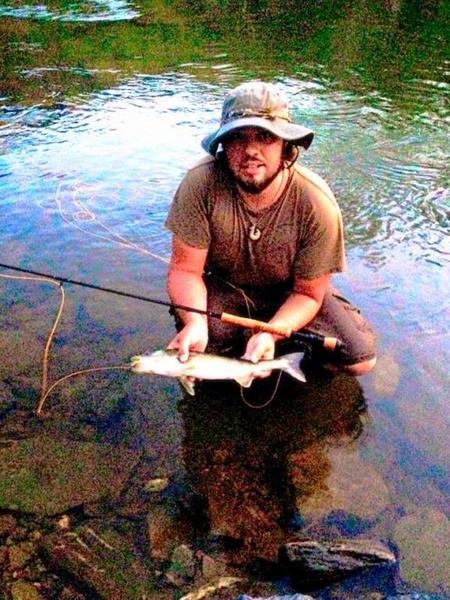 Broken bow is amazing fly fishing texas fishing forum for Broken bow fishing