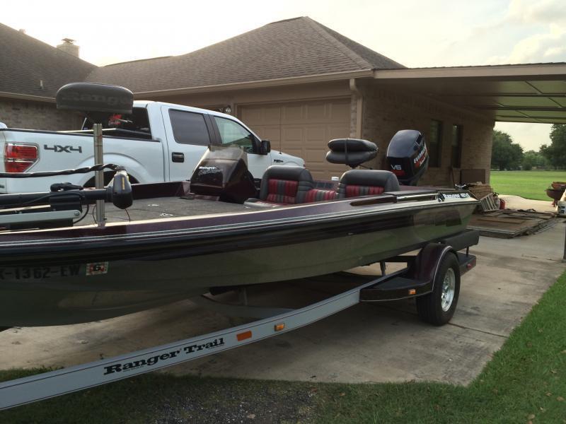 1994 ranger 481vs for sale boats 4 sale texas fishing for Texas fishing forum boats for sale
