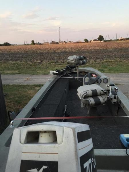 Roughneck boat for sale trading post swap for Texas fishing forum boats for sale