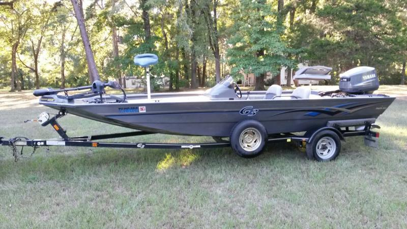 8000 2006 g3 185 eagle bass boat with yamaha 115 with for G3 fishing boats