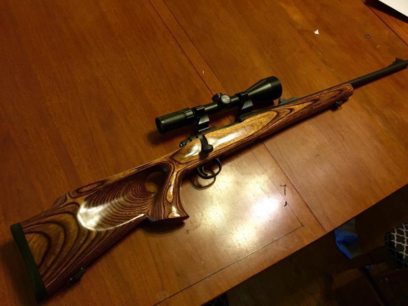 Remington 700 adl stock options