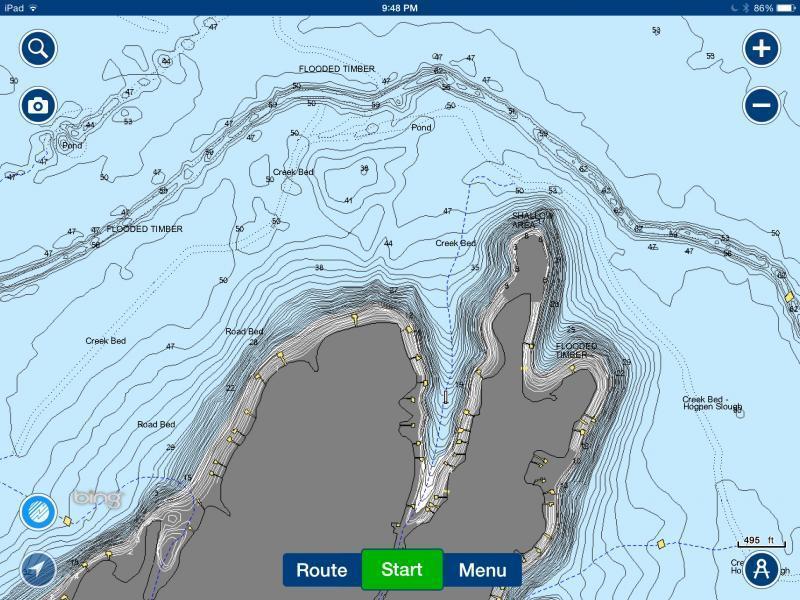 Maps crappie fishing texas fishing forum for Lake lewisville fishing