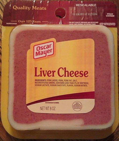 Lunchables further File Liver Sausage further fort American Food Road Trip likewise Info Oscar Mayer additionally fort American Food Road Trip. on oscar mayer liver sausage