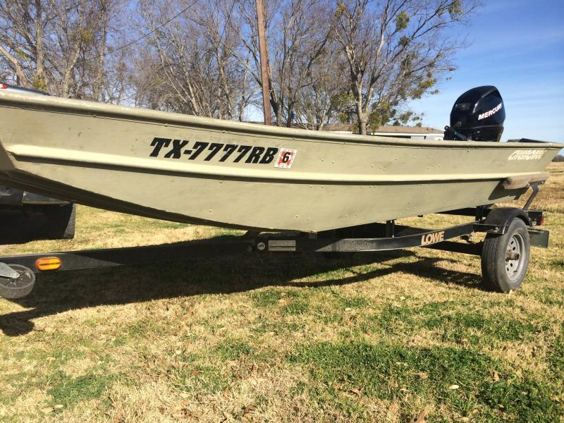 14ft flat bottom 25 mercury 4 stroke boats 4 sale for Texas fishing forum boats for sale