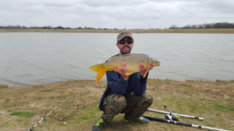 Show us your big girl catch open freshwater discussion for Texas non game fish
