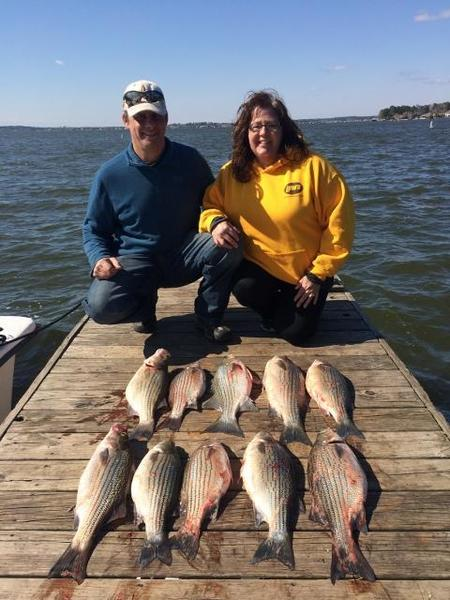 Lake livingston adventures guide report lake conroe guide for Lake livingston fishing report