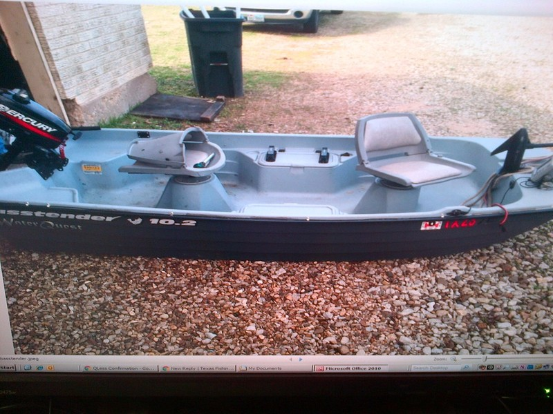 2 man boat choice pond boats float tubes texas for Two man fishing boat