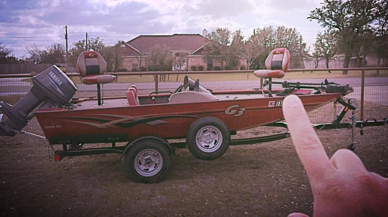 2007 G3 Eagle 165 Boat Boats 4 Sale Texas