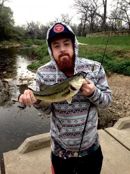 The bass bros bank fishing texas fishing forum for Bass fishing texas