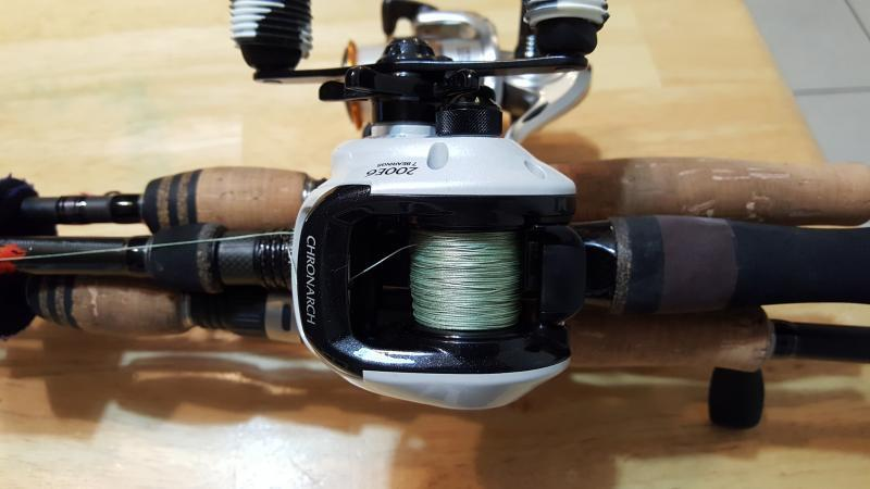 Chronarch 200e6 trading post swap classifieds for 13 fishing concept c
