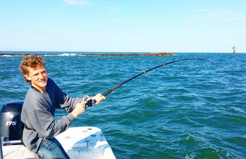 Galveston fishing report saltwater reports texas for Galveston bay fishing charters